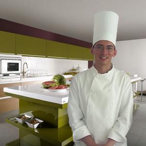 Alex Ledesma Diseñador y Decorador de pasteles