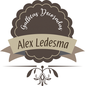 Galletas decoradas con royal icing Alex Ledesma