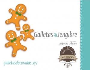 Galletas muñequitos de jengibre gratis