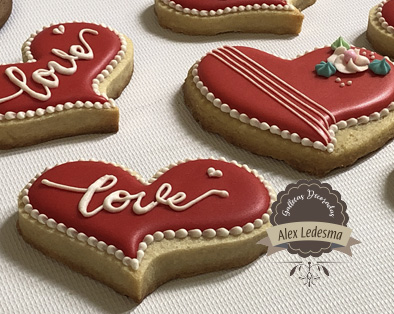 Corazones love