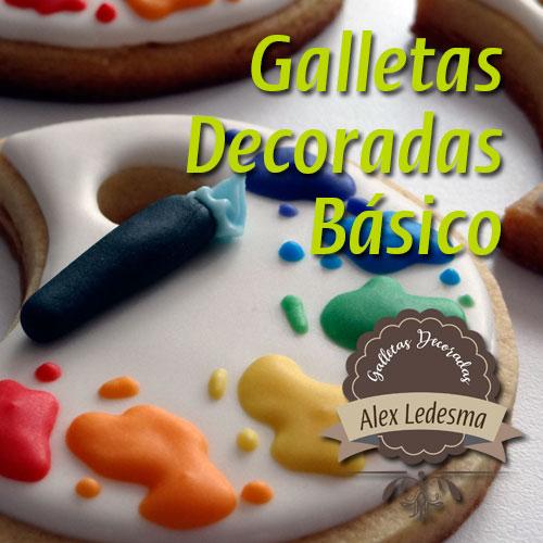 curso galletas decoradas
