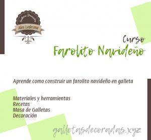 Curso Farolito Navideño