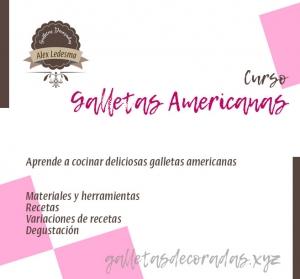 Curso Galletas Americanas Suaves