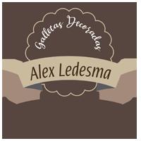 logo galletas decoradas alex ledesma
